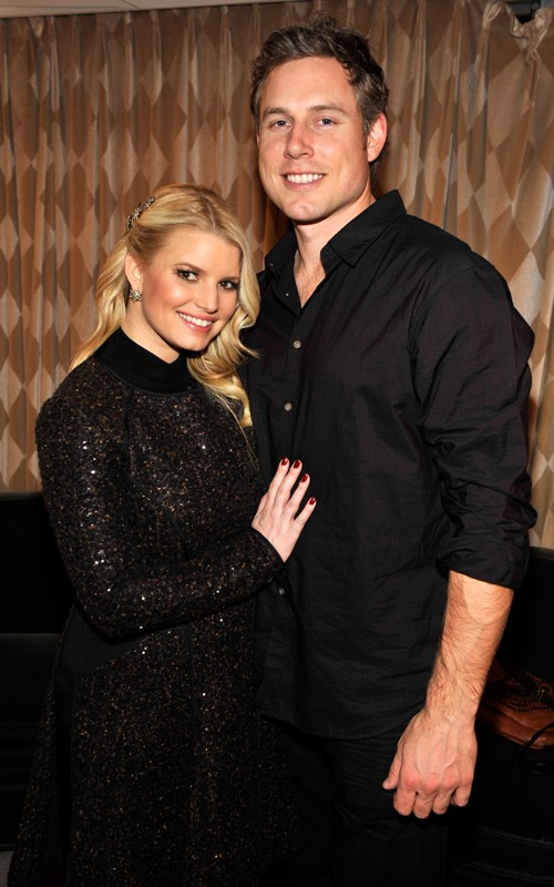 Jessica Simpson, Eric Johnson,Hollywood couple