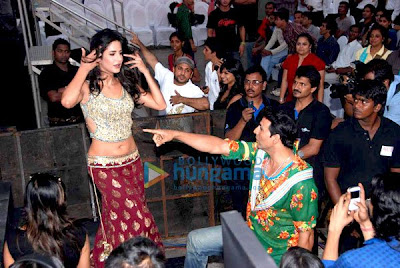 Music concert of 'Tees Maar Khan'
