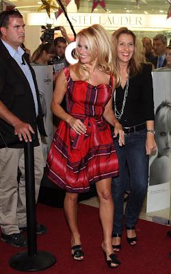 Pamela Anderson, Actress