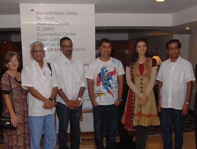 Kajal Agarwal, Celebrity Gossip