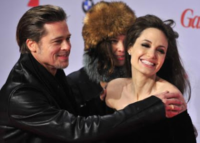 Angelina Jolie, Brad Pitt ,Johnny Depp, Entertainment
