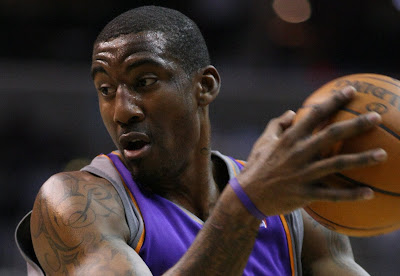 Amare Stoudemire, basketball player