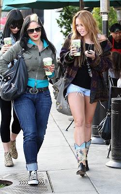 Miley Cyrus, Celebrity Gossip