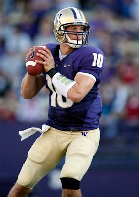Jake Locker, American football player