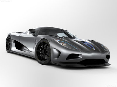 Koenigsegg Agera, technology