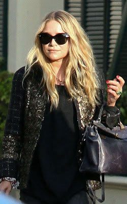 Mary Kate Olsen, Celebrity Gossip