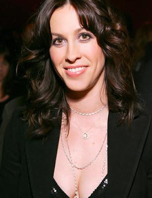 Alanis Morissette, Canadian singer,songwriter