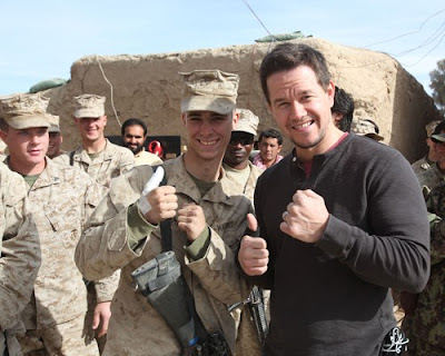 Mark Wahlberg, Entertainment