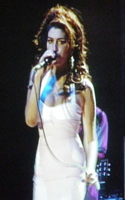 Amy Winehouse, singer