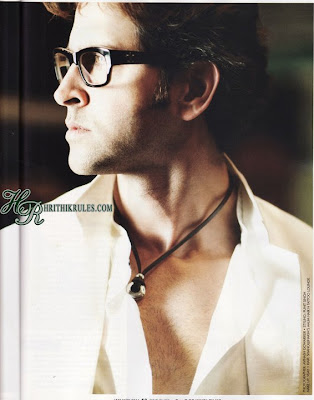 Hrithik Roshan, actor, CineBlitz Magazin
