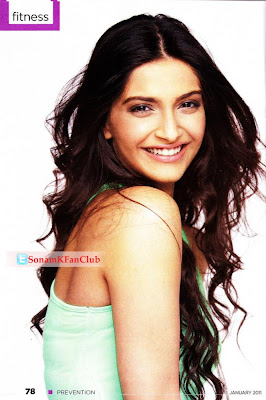 Sonam Kapoor, actress, Magazine