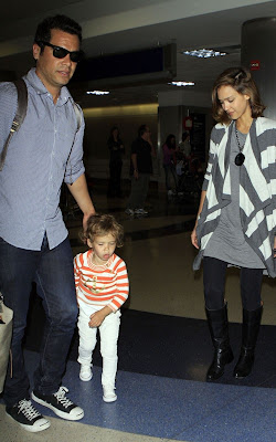 Jessica Alba, Cash Warren, Entertainment
