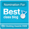 The International  Edublogs awards 2009
