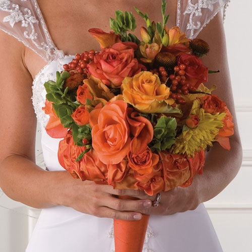 Choosing Flowers Perfect For An Autumn Wedding NY Wedding Flowers