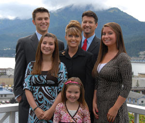 First Family of AK...soon of USA!