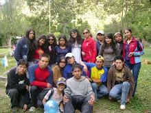 Un Grupo de los jovenes