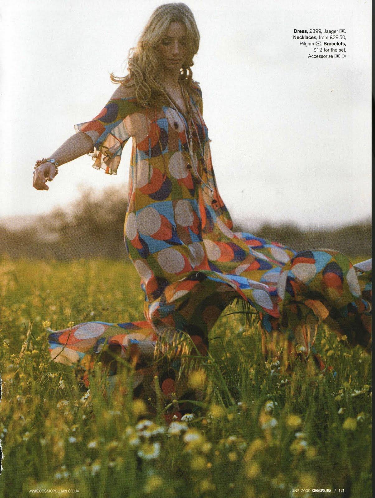 Hippie fashion men