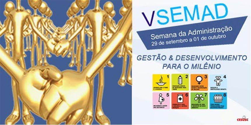 IV Gincana Social V SEMAD CESUSC 2010