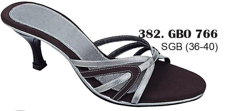 Sandal Cewek Kulit 382
