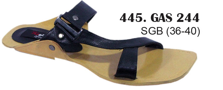 Sandal Cewek Kulit 445