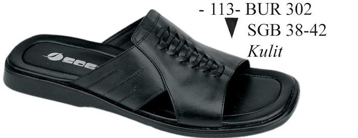 Sandal Cowok Model 113B