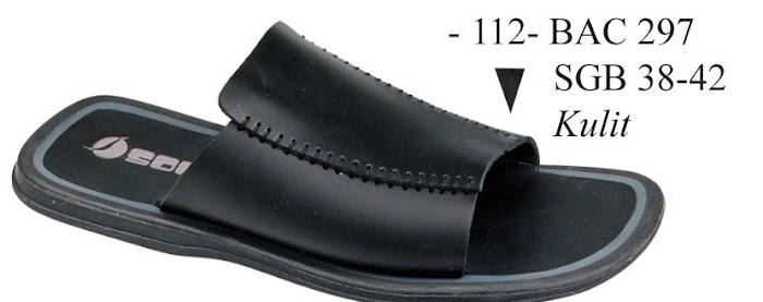 Sandal Cowok Model 112B