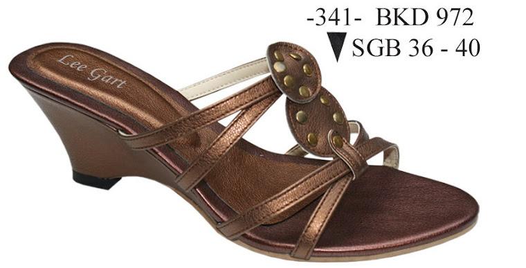 Sandal Cewek Kulit 341B