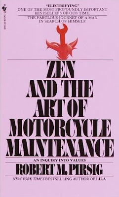 Zen and the Art of Praying the Car Doesn't Need Maintenance