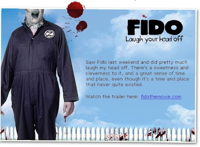Fido: Fun with zombies