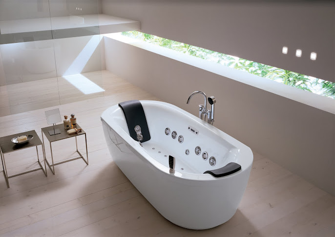 #2 Contemporary Bathroom Design Ideas