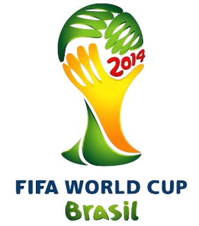 Logo 2014 World Cup