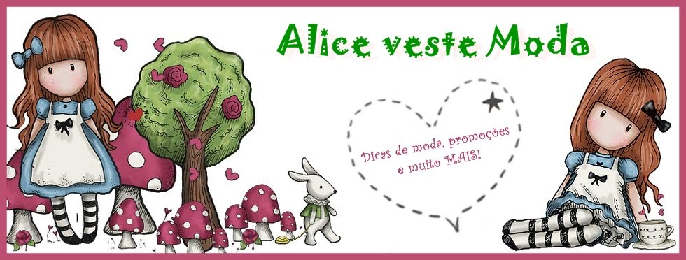 Alice veste Moda