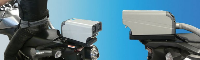 Motorcycle Air Conditioners : Motorcycles automotive motorcycle air conditioner