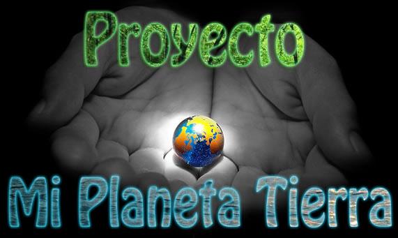 Proyecto Mi Planeta Tierra