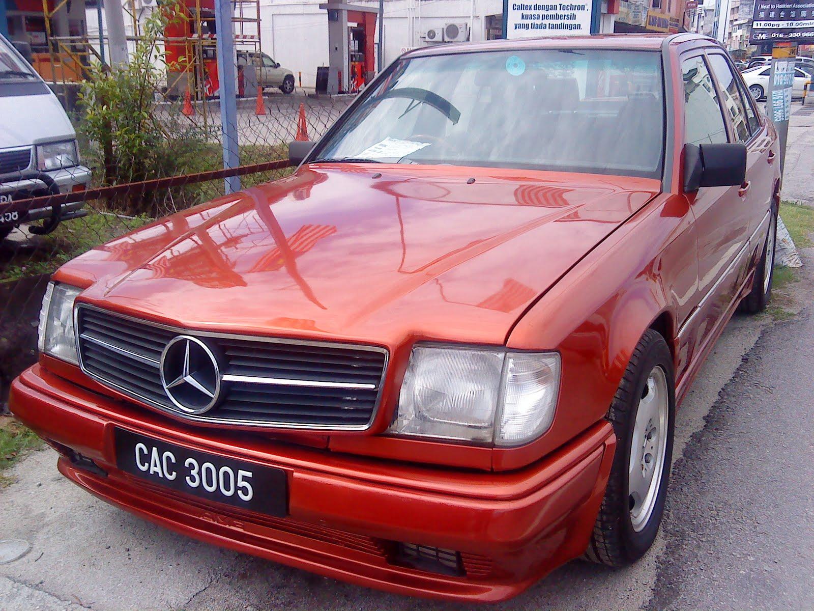 Car for sale mercedes benz e230 a 1985 for Mercedes benz e230