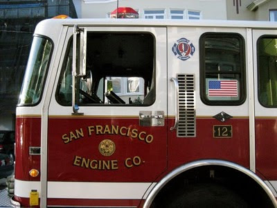 As you can see, Station 12 of the San Francisco Fire Department protects The