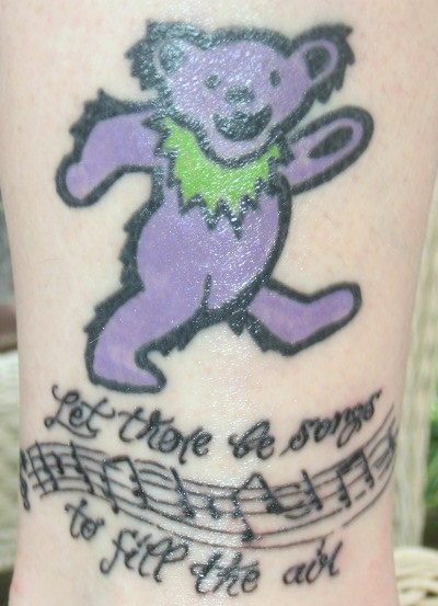 grateful dead dancing bears grateful dead dancing bears texas longhorns baby