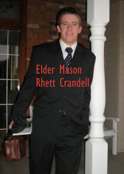 Elder Mason Crandell