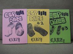 """ESP DAZE"" ZINE"