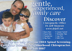 Dr. Jeff Muneses -Discover Chiropractic!