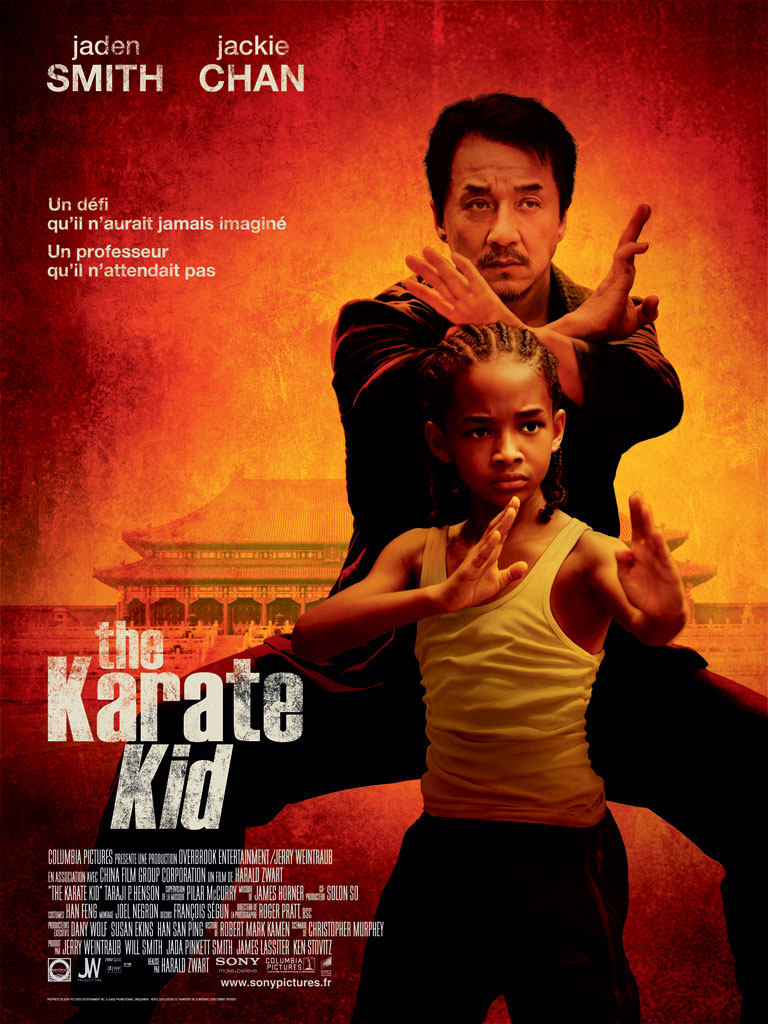 The Karate Kid 2010 avec Jaden Smith Karate+Kid