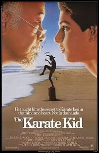 Karate Kid, the original movie