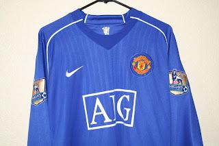 1f97879b26d The Football Kit Room  Manchester United Kits Update