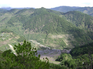 Kiltepan Rice Terraces