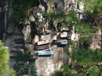 Sagada Hanging Coffins picture 1