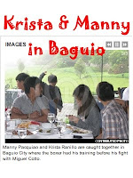 Manny Pacquiao Krista Ranillo Pictures