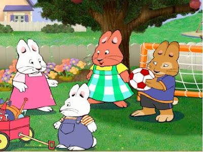 Max and Ruby Cartoon