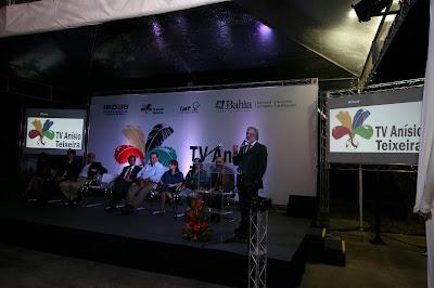 Marcio Meirelles, Secretário da Cultura.