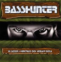 DotA Song - Basshunter album cover2