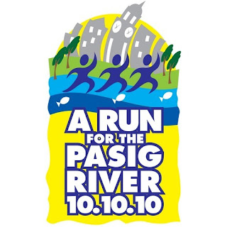 10-10-10 Run for Pasig River